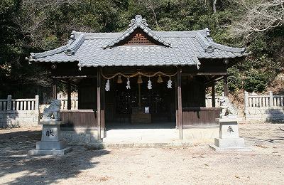 470佐方八幡神社